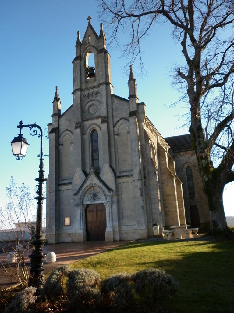 Eglise Notre-Dame d'Omet Omet