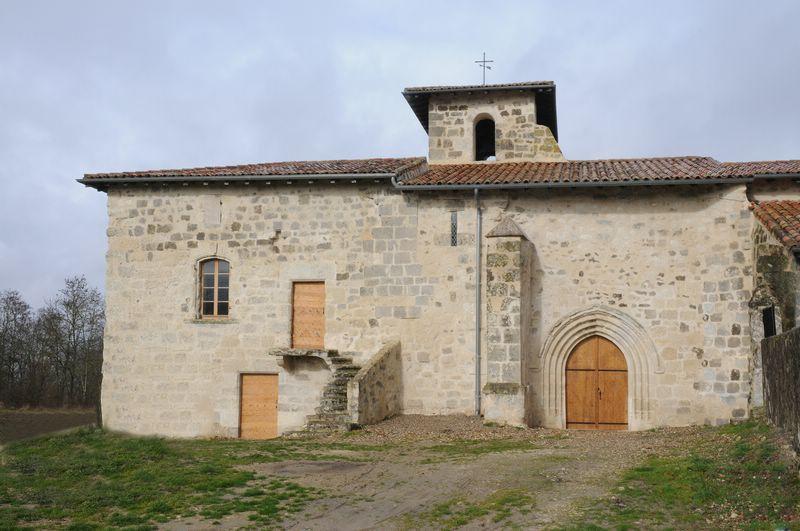 Eglise Notre-Dame Dominipech Saint-Salvy Saint-Salvy