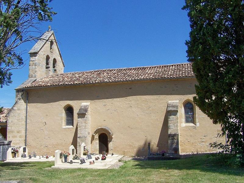Eglise Notre-Dame Fossès-et-Baleyssac