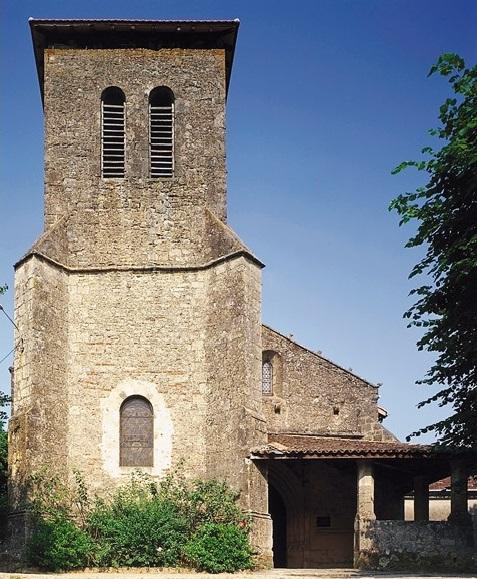 Eglise Notre-Dame Gironde-sur-Dropt