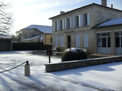 Eglise paroissiale Saint Vincent de Blésignac Blésignac