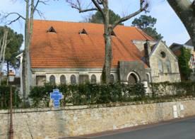Eglise réformée d'Arcachon Arcachon