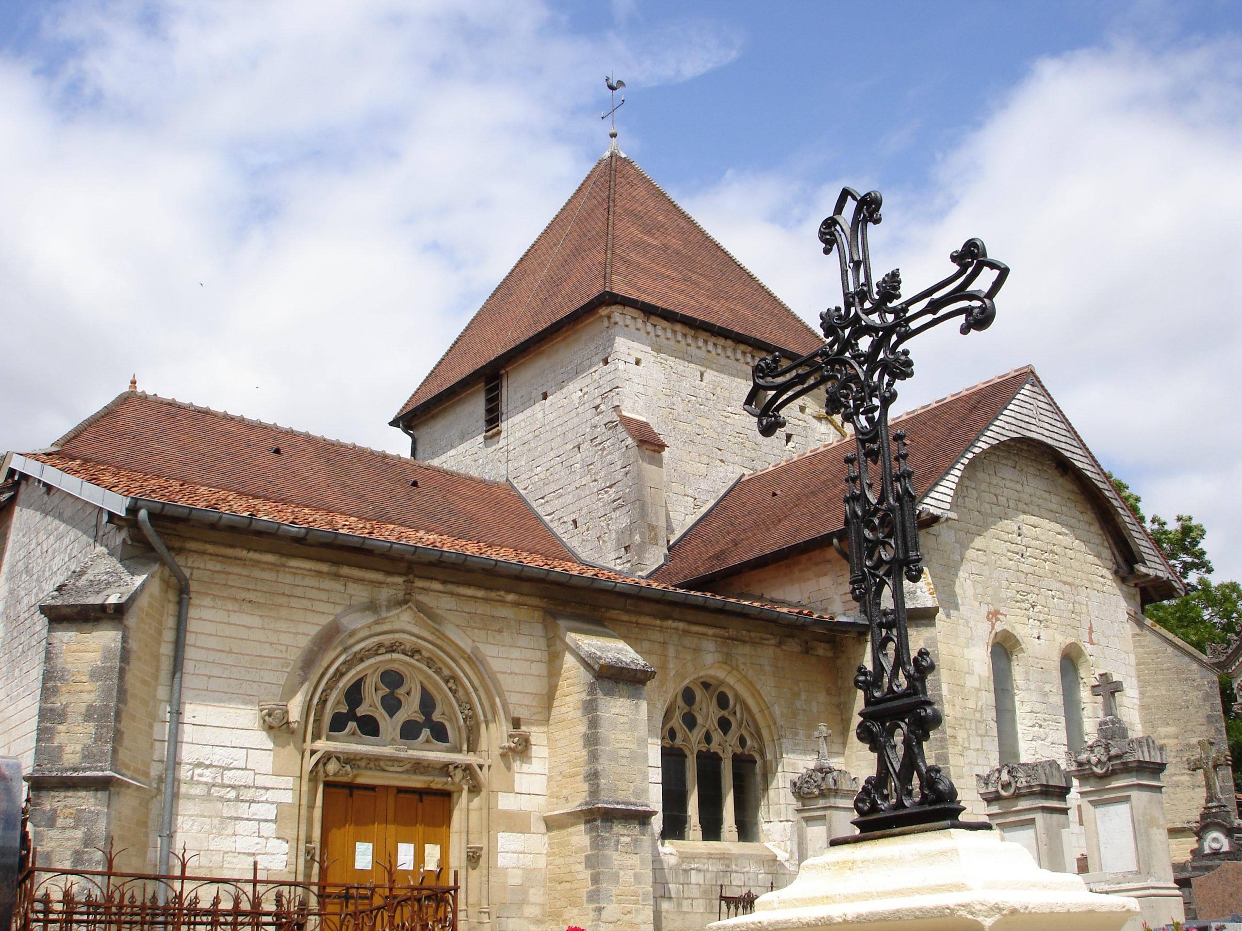 Eglise Saint-Amand de Donnement