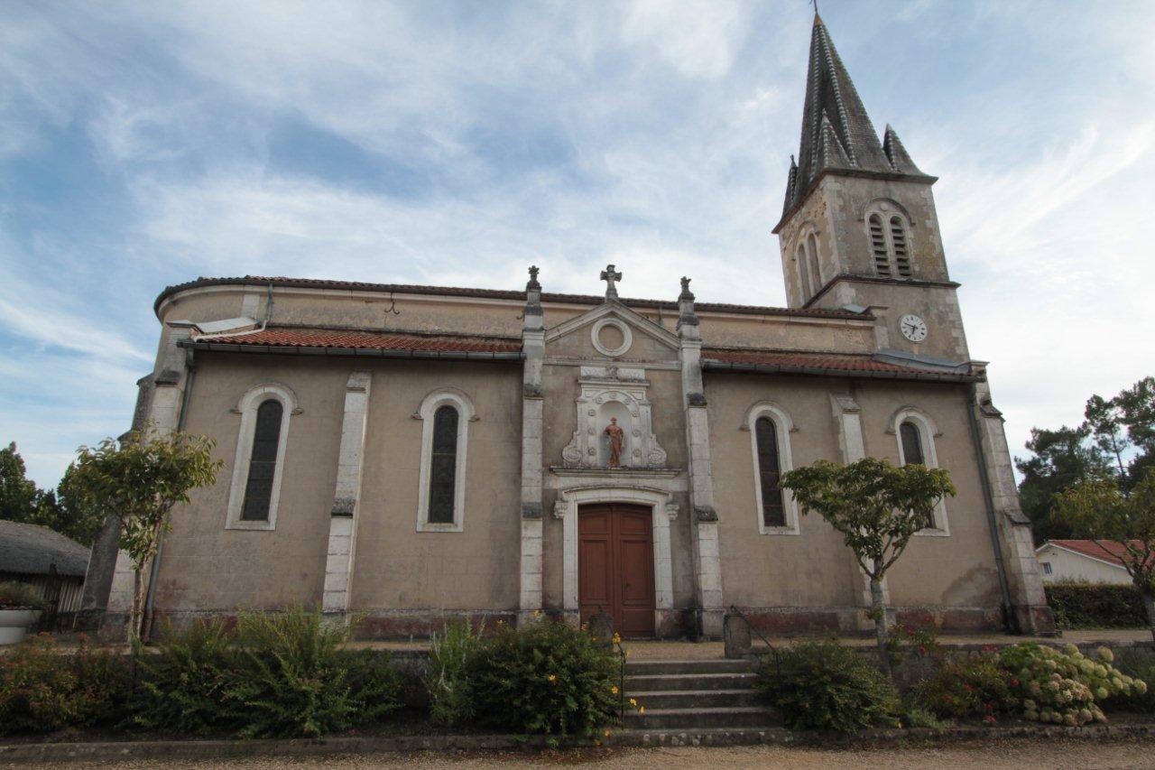 Eglise Saint-André Gourbera