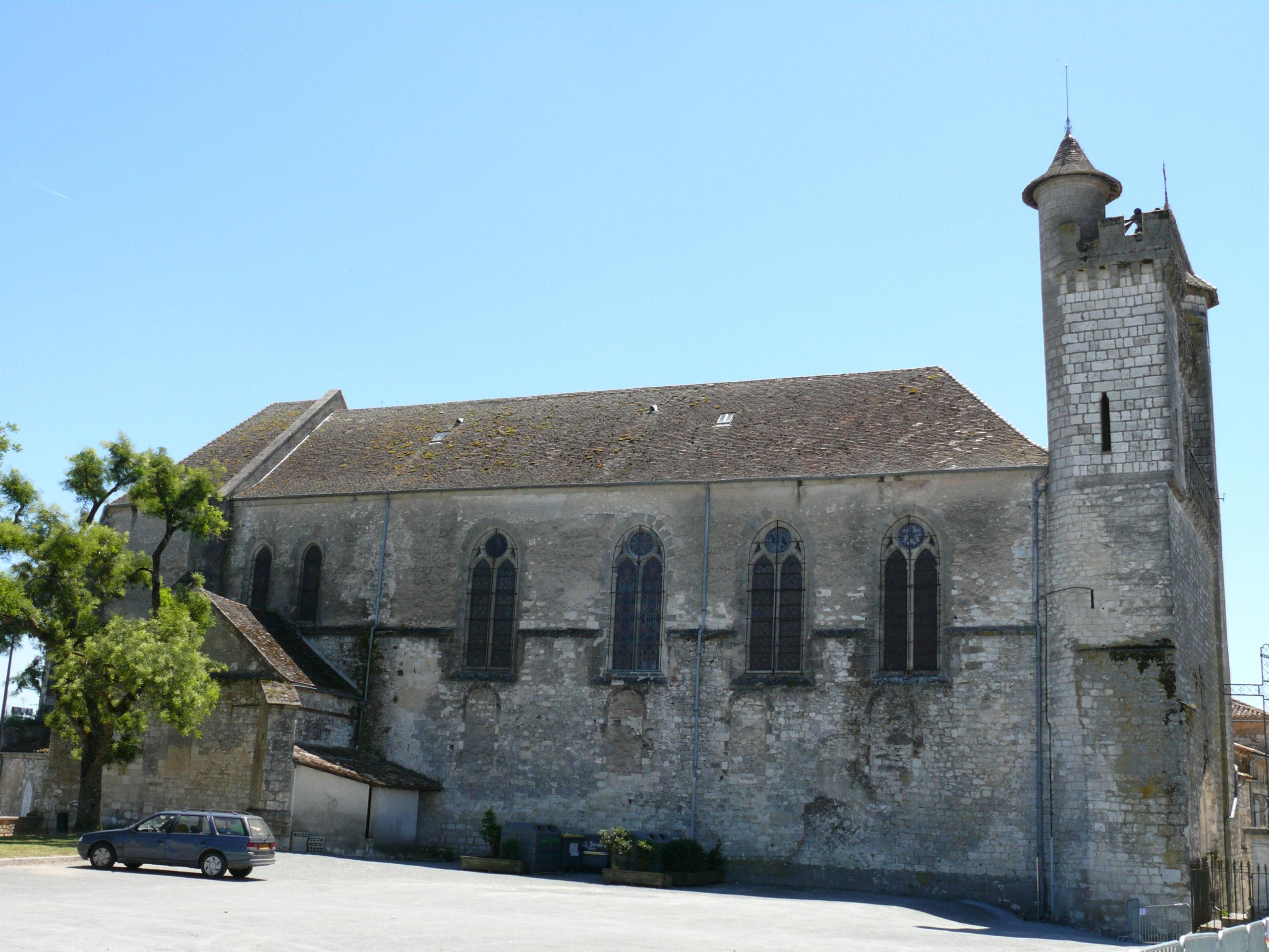 Eglise Saint-André - Monflanquin Monflanquin