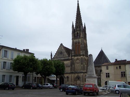 Eglise Saint-Blaise et Saint-Martin