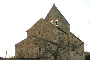 Eglise Saint Clair de Fontenilles Mazeyrolles