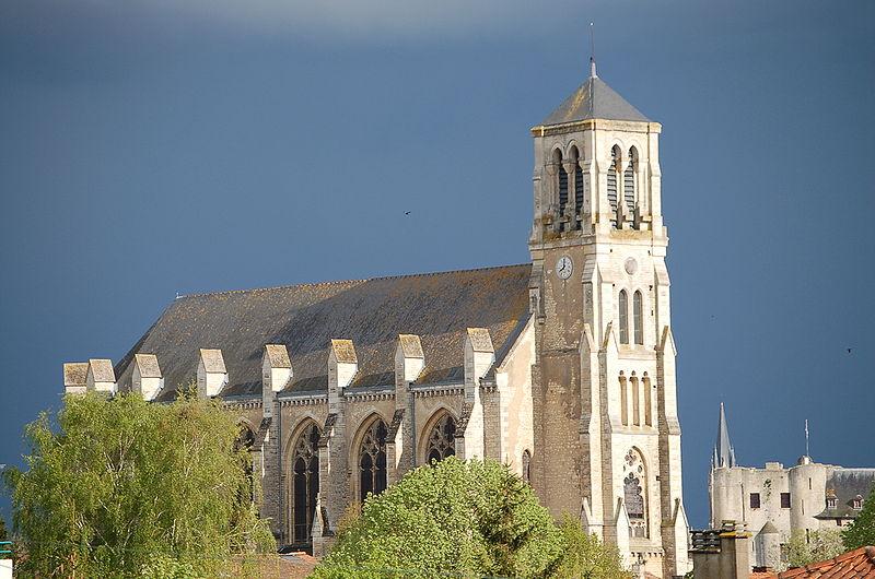 Eglise Saint-Etienne-du-Port Niort