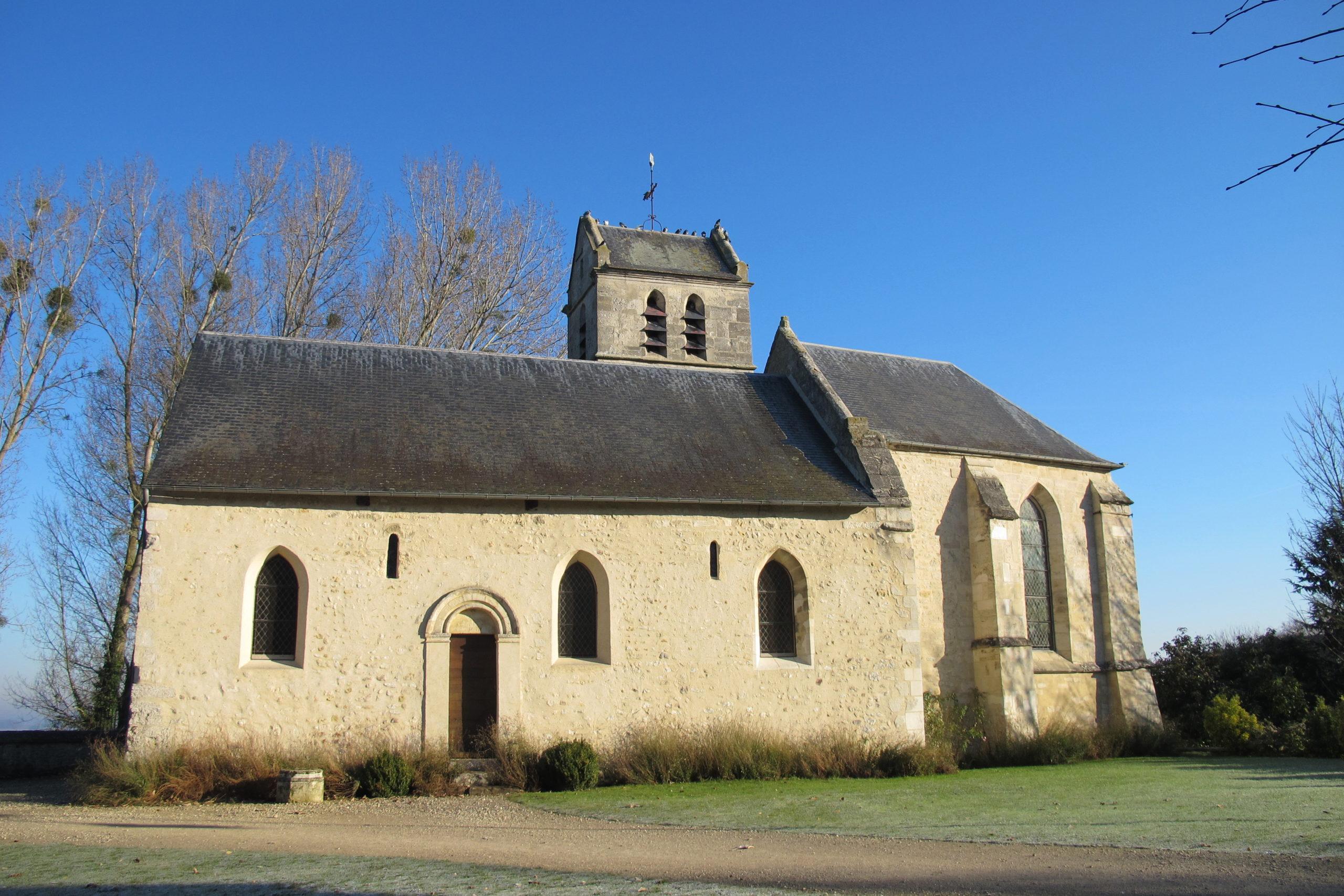 Eglise Saint-Etienne Monts
