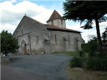 Eglise Saint Etienne Saint-Estèphe