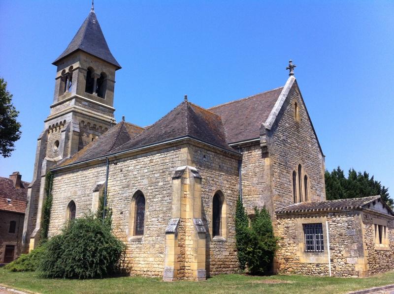 Eglise Saint Eumach