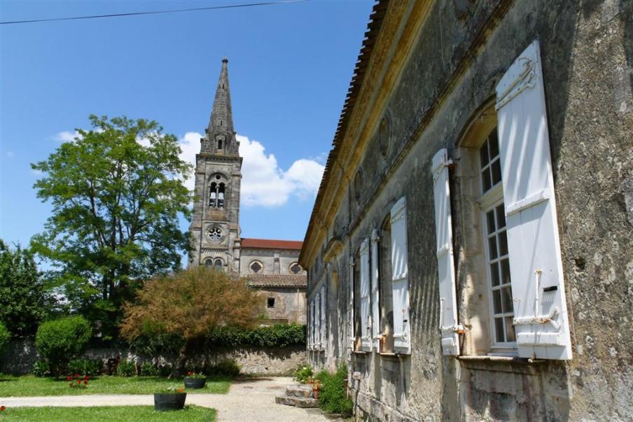 Eglise Saint-Eutrope de Saint-Paul de Blaye Saint-Paul