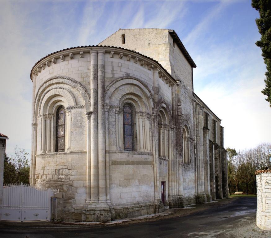 Eglise Saint-Eutrope du Cormenier (Beauvoir-sur-Niort) Beauvoir-sur-Niort