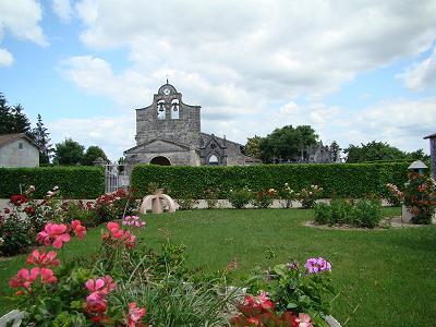 Eglise Saint-Félix de Savignac-de-l'Isle Savignac-de-l'Isle