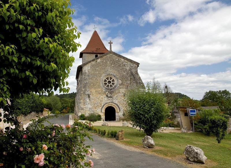 Eglise Saint-Félix Saint-Félix-de-Bourdeilles