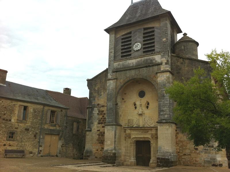 Eglise Saint-Germain de Paris Rouffignac-Saint-Cernin-de-Reilhac