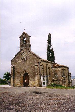 Eglise Saint-Gervais Laperche