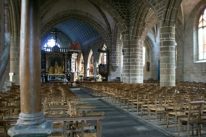 Eglise Saint Guénolé 44740 Batz sur mer Batz sur mer