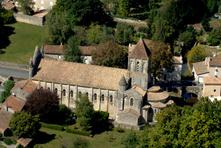 Eglise Saint-Hilaire de Melle