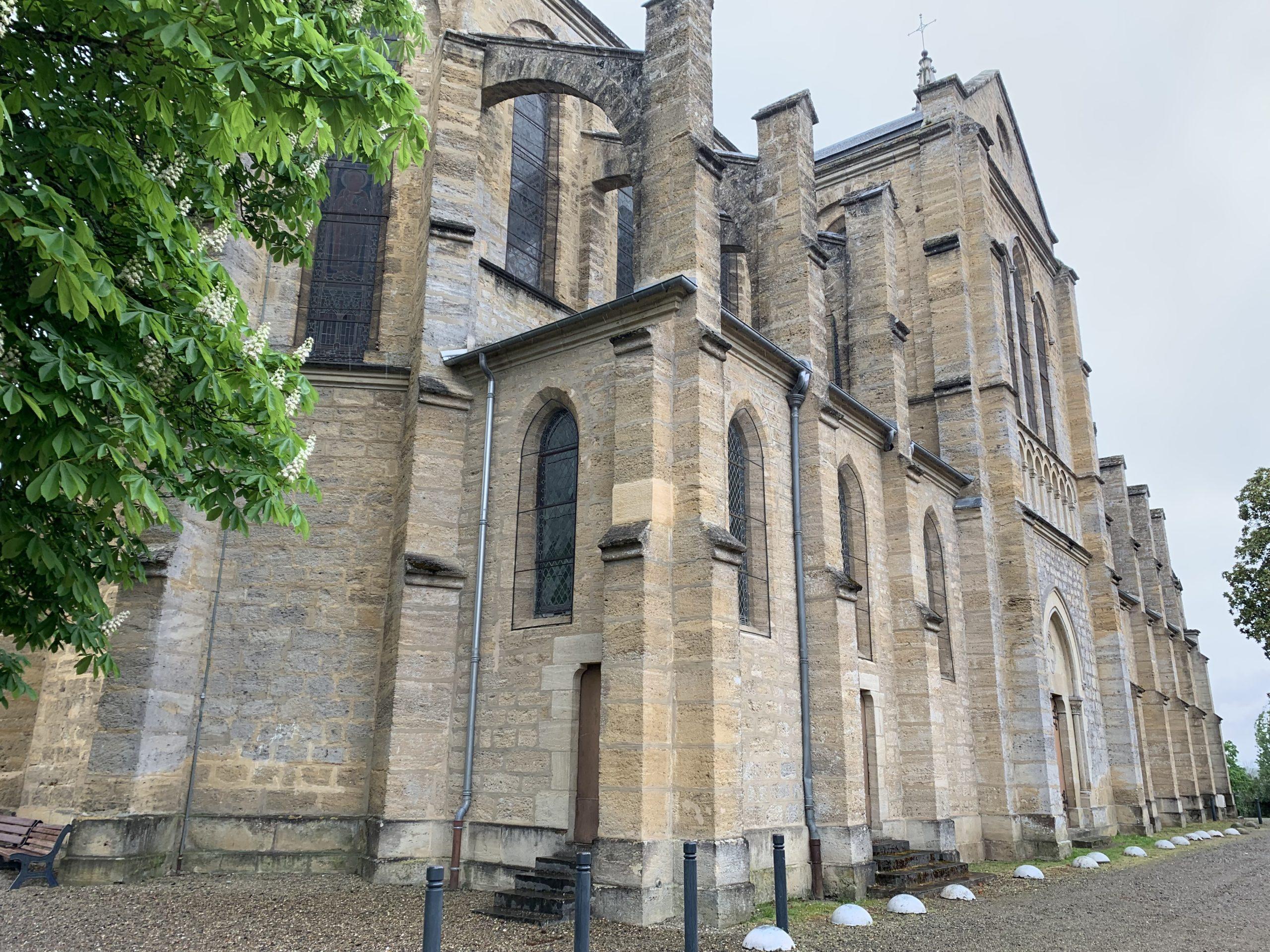 Eglise Saint Jacques Tartas