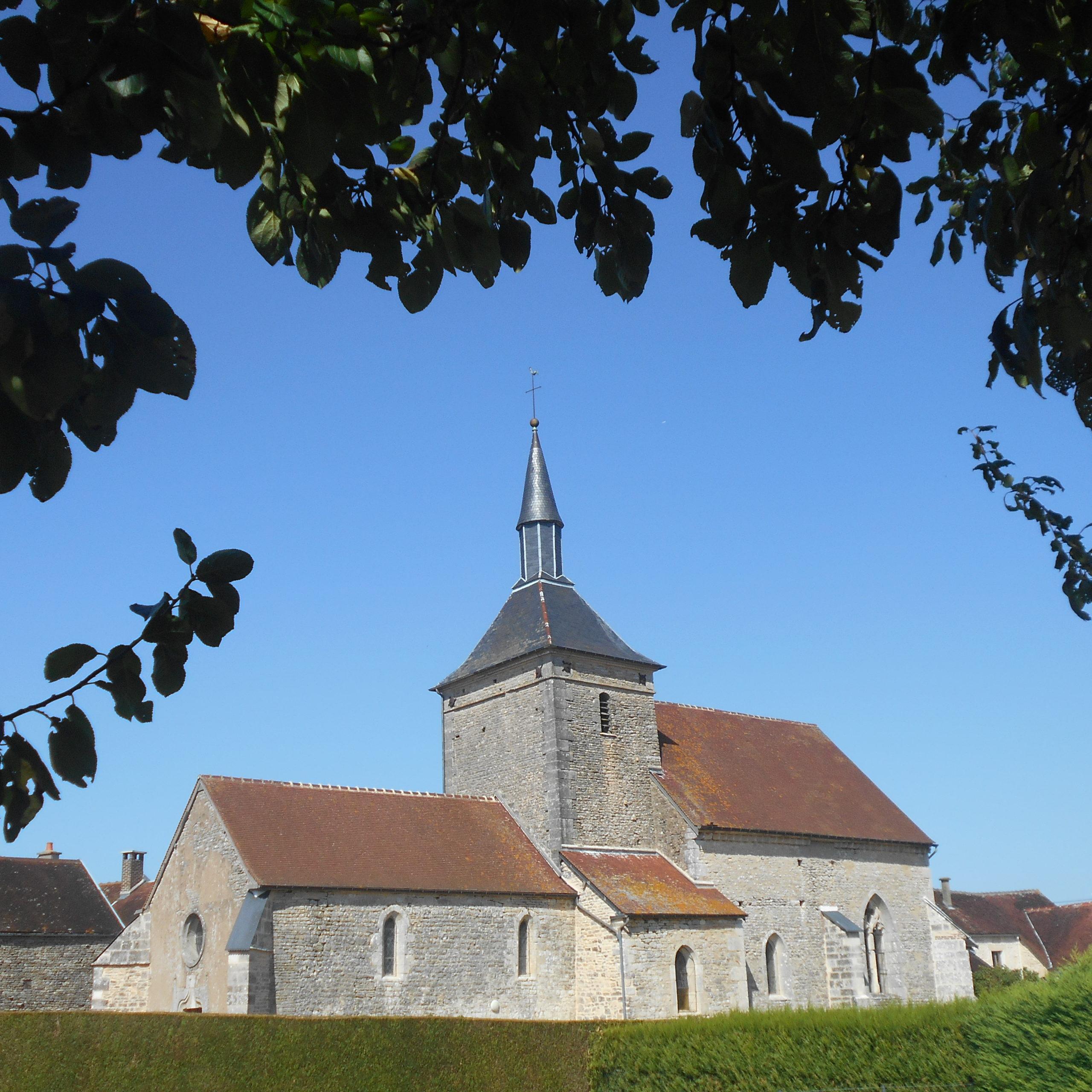 Eglise Saint Jean-Baptiste à Villiers-le-Bois