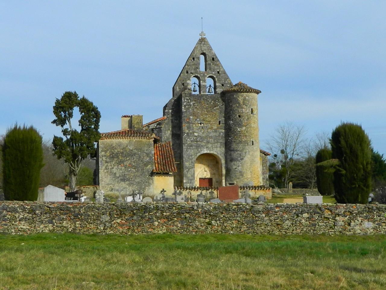 Eglise Saint Jean Baptiste Escalans