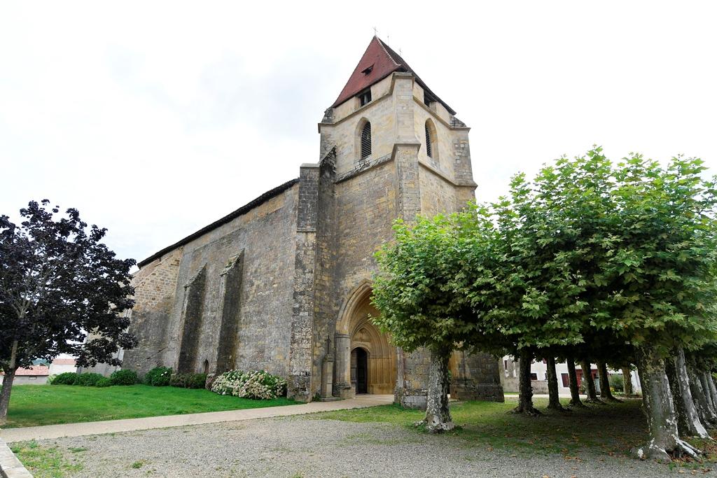 Eglise Saint-Jean-Baptiste Geaune