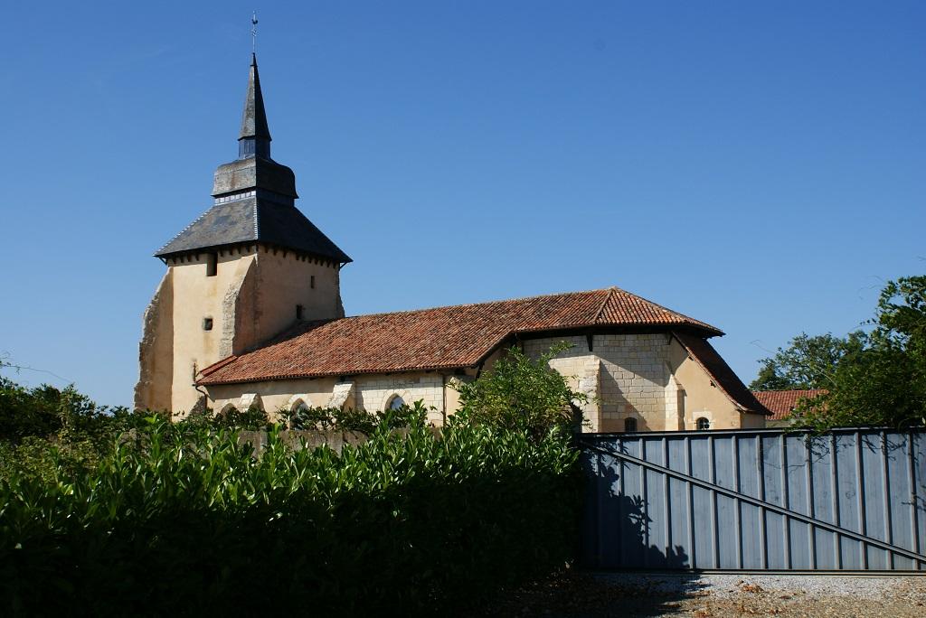 Eglise Saint Jean-Baptiste Poyartin