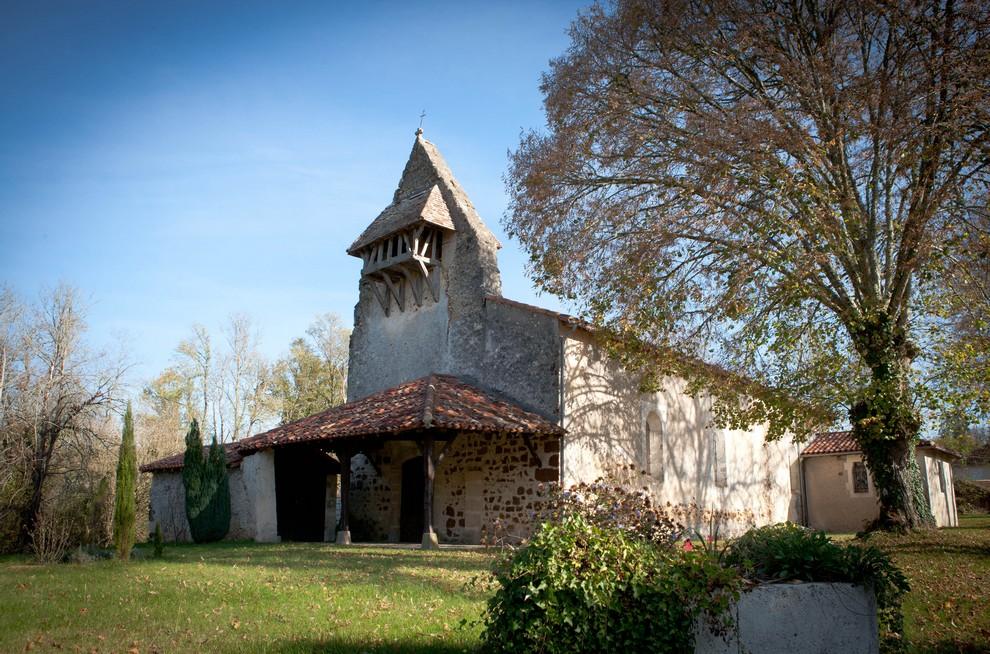 Eglise Saint Jean de la Porte Latine de Bergonce