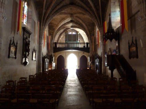 Eglise Saint-Jean de Laroque Laroque