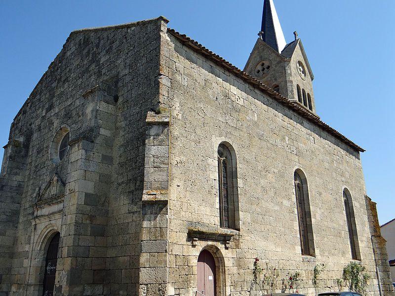 Église Saint-Jean de Prayssas Prayssas
