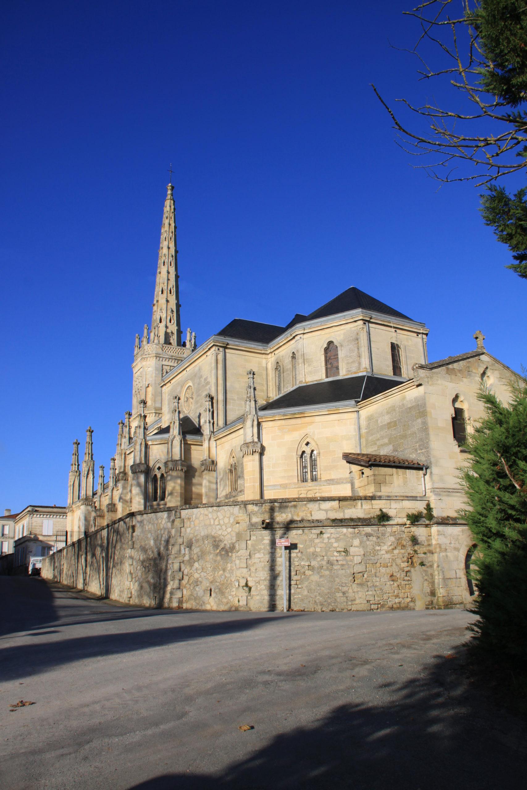 Eglise Saint-Julien de Rignac Saint-Julien-Beychevelle