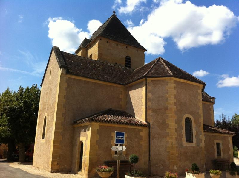 Eglise Saint Julien Tursac
