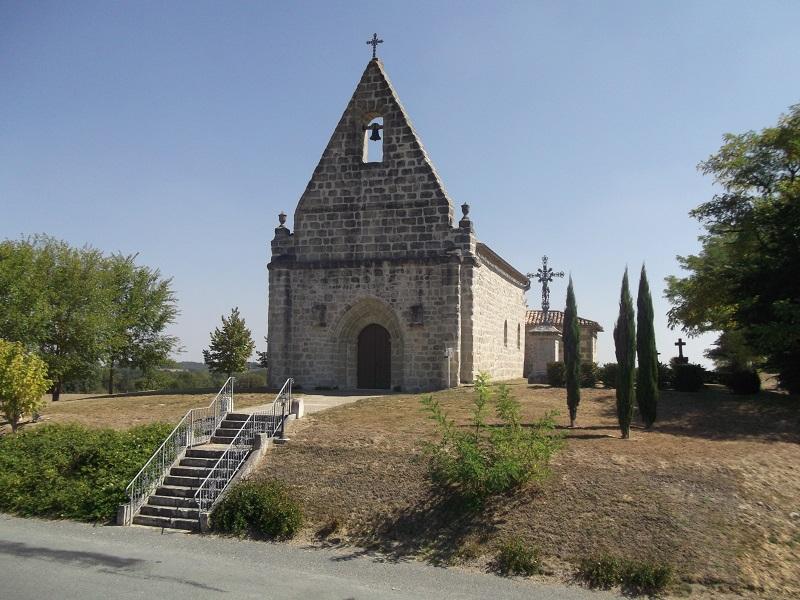 Eglise Saint-Laurent Bourgougnague