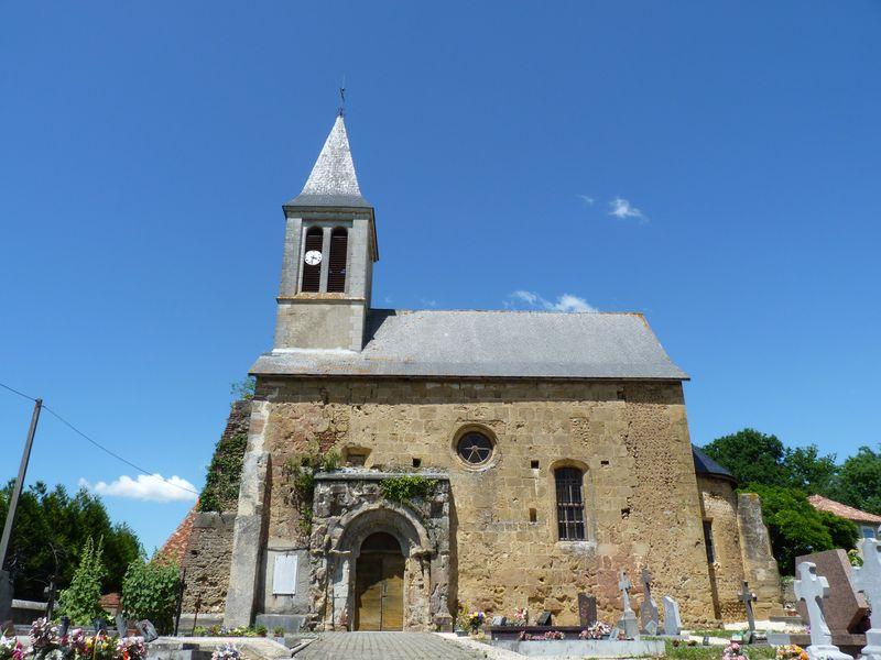 Église Saint-Laurent Monpezat