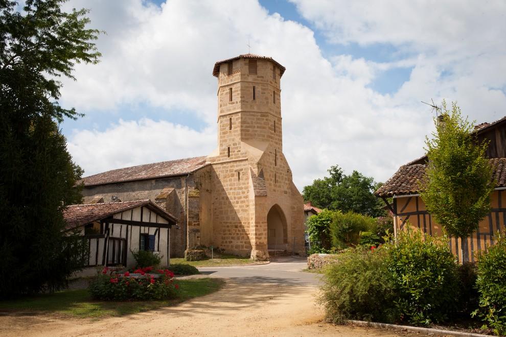 Eglise Saint Laurent Montégut