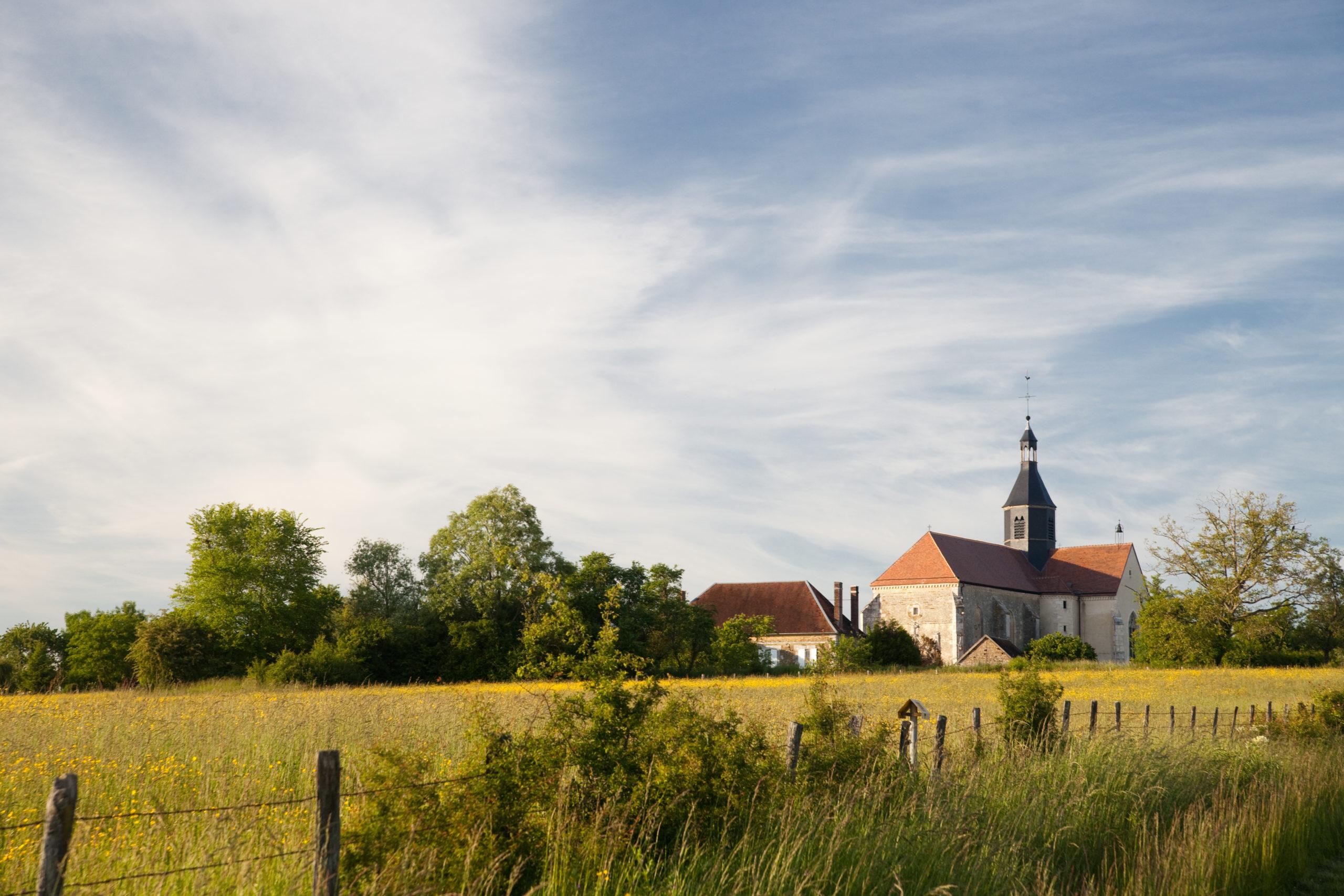 Eglise Saint Leger à Cussangy Cussangy