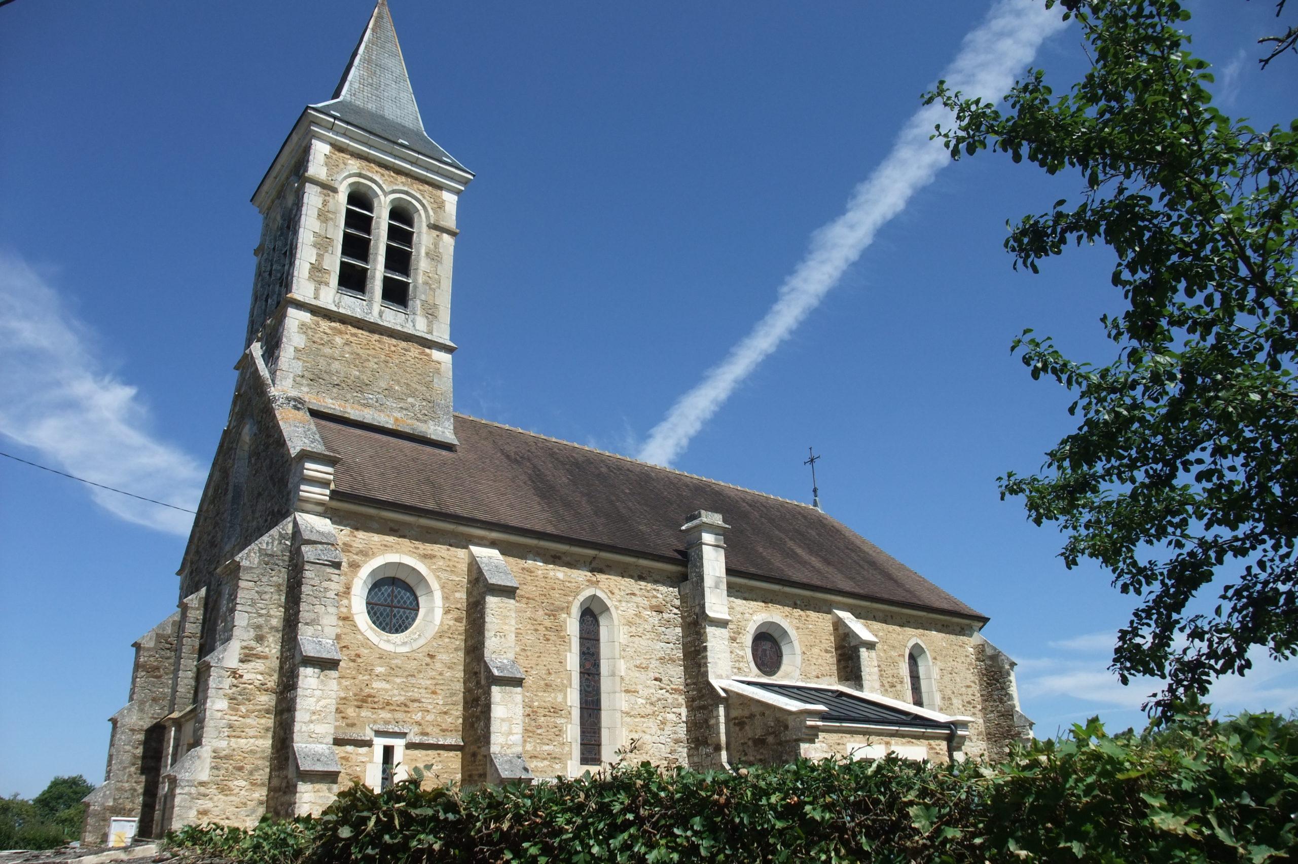Eglise Saint Loup de Sens à Turgy