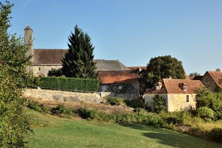 Eglise Saint-Marc Montagnac-d'Auberoche