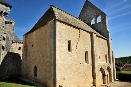 Eglise Saint-Martin Ajat