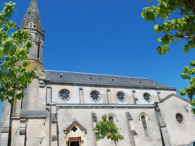 Eglise Saint Martin Captieux