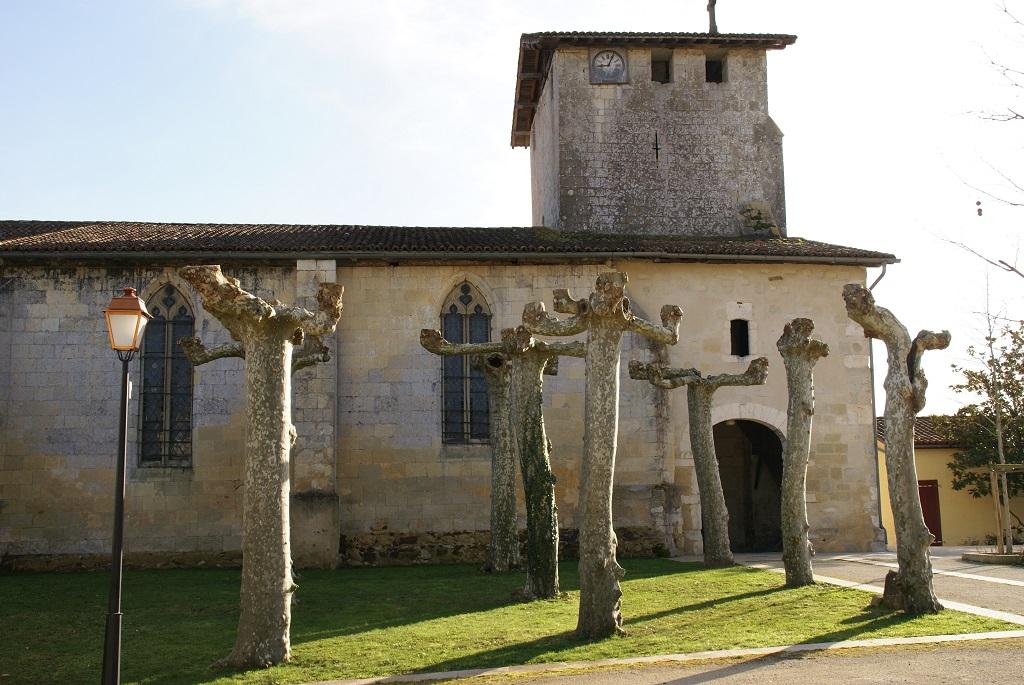 Eglise Saint-Martin Caupenne