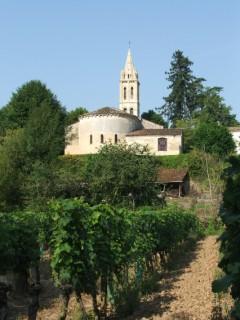 Eglise Saint-Martin de Cérons Cérons