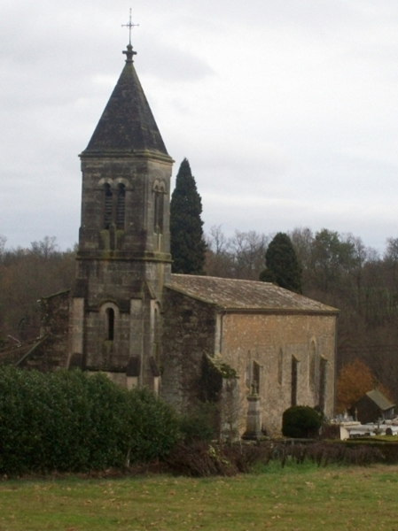 Eglise Saint-Martin de Mourens