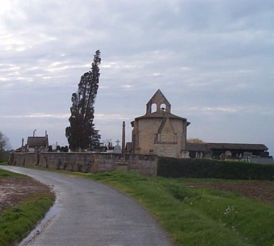 Eglise Saint-Martin de Piis