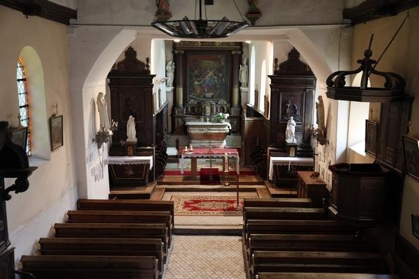 Eglise Saint Martin Éragny-sur-Epte