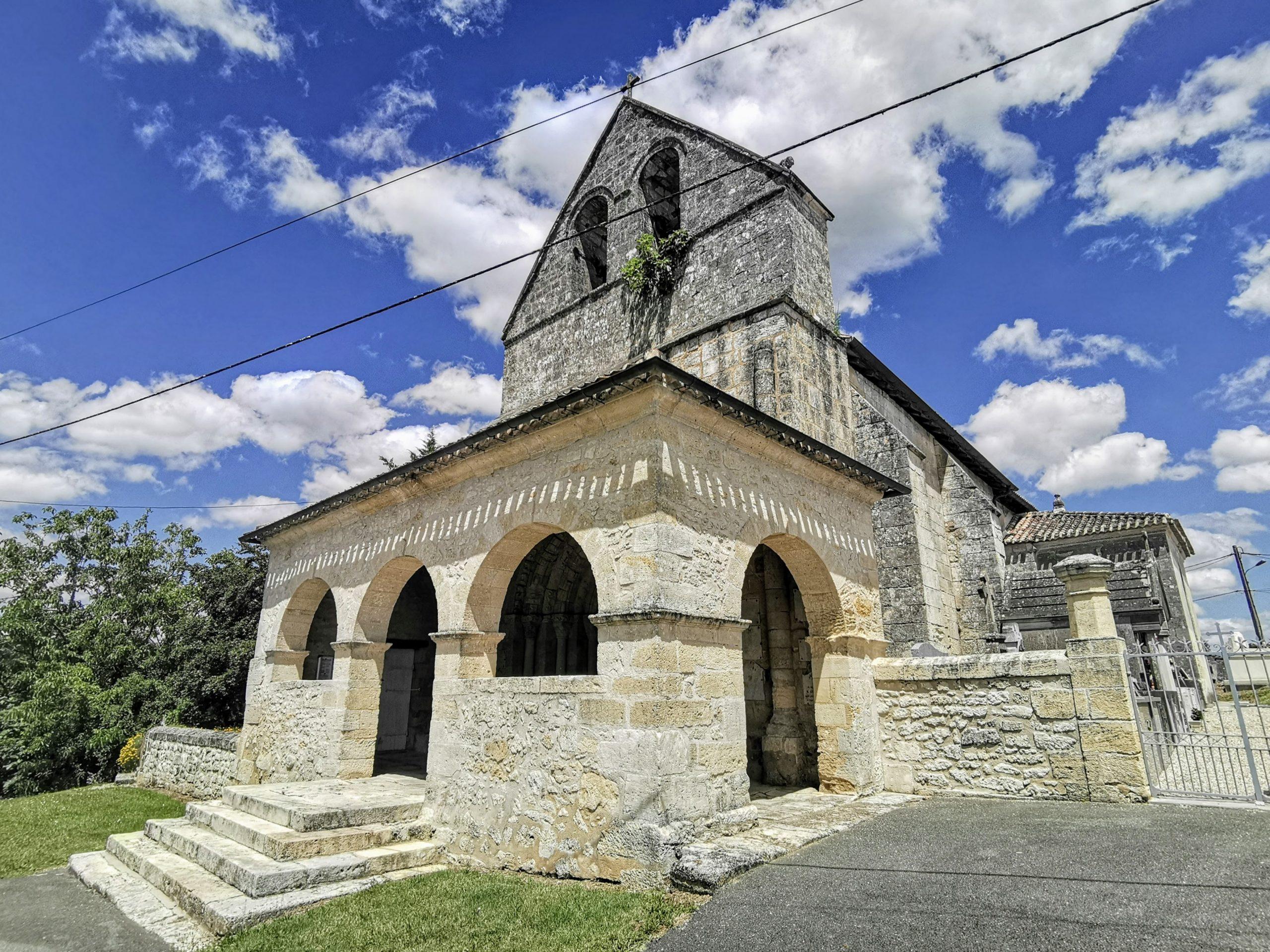 Église Saint-Martin Jugazan