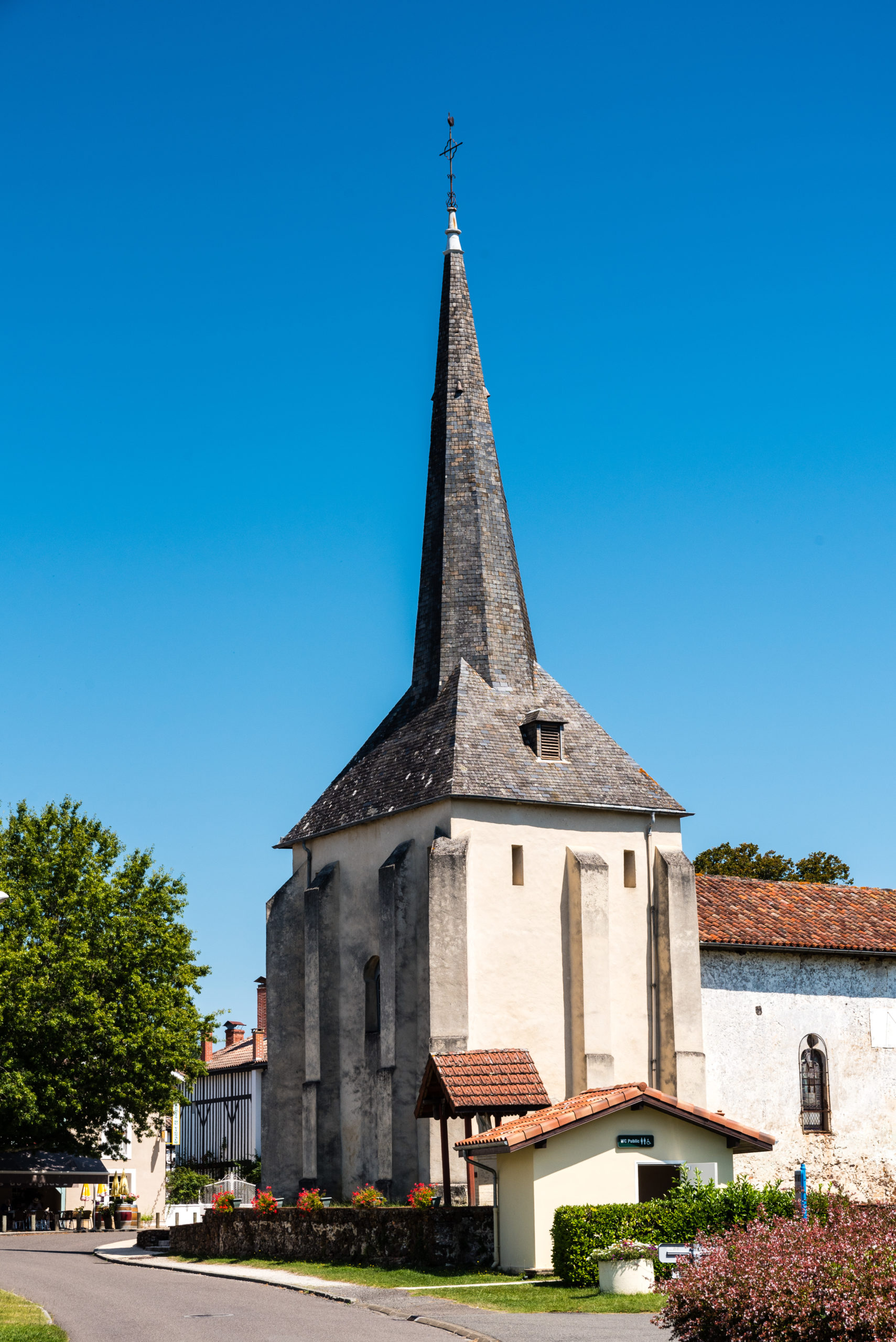 Eglise Saint-Martin Lévignacq