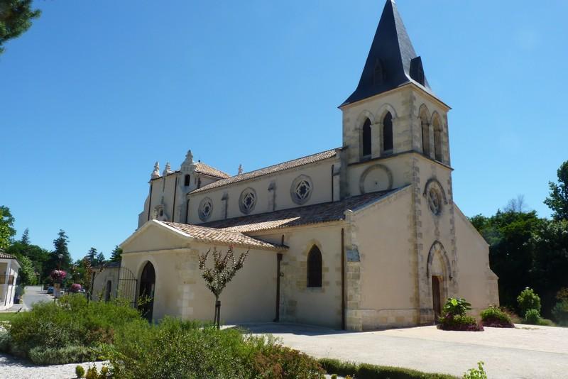 Eglise Saint Martin Mios