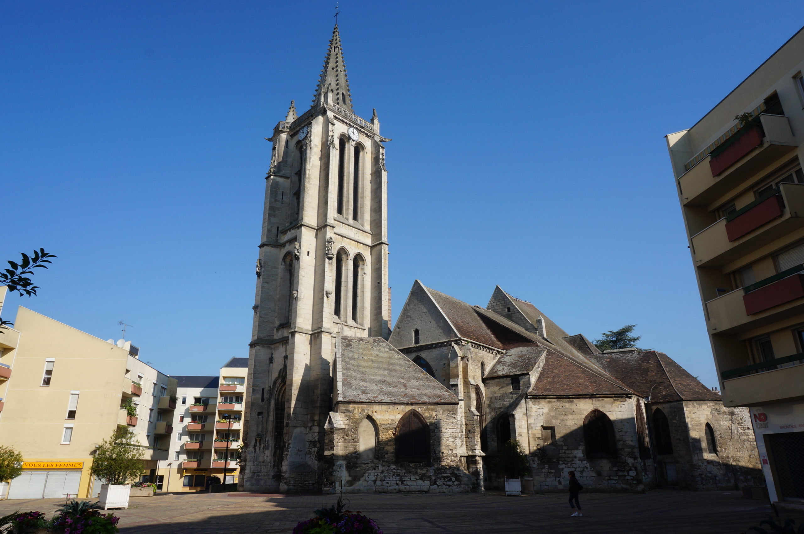 Eglise Saint-Médard Creil